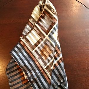 Accessories - Silky dress scarf